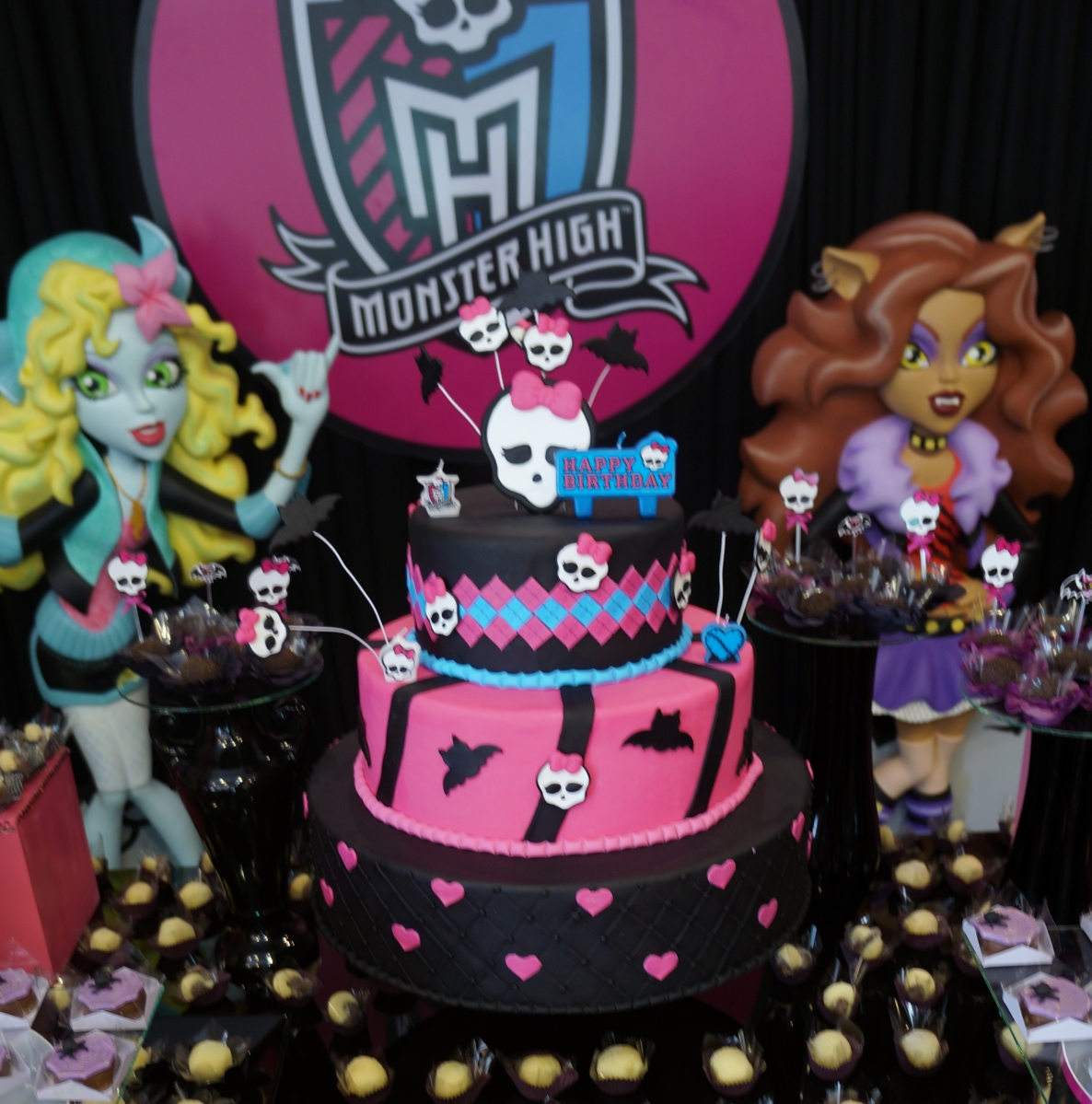 Monster High da Maria Ceresa